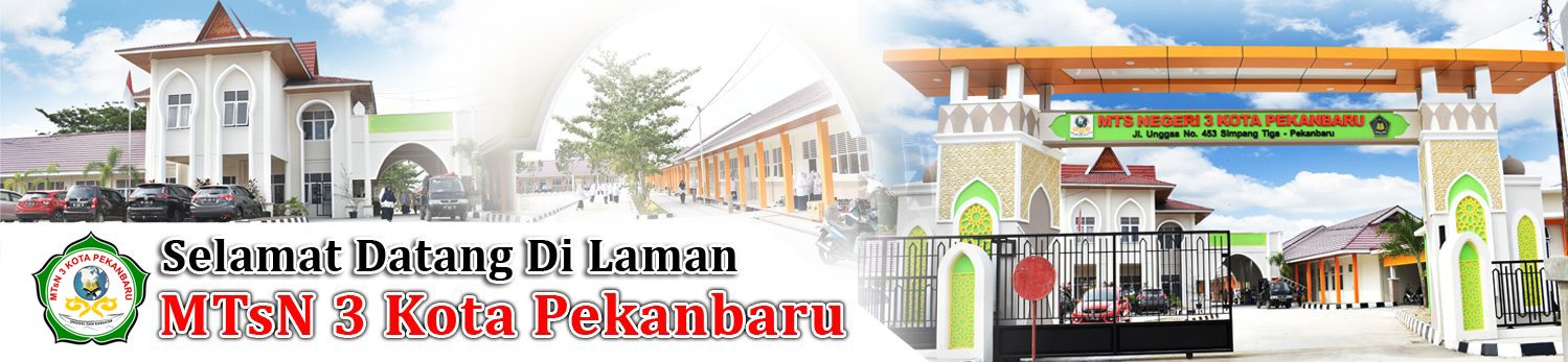 MTsN 3 Kota Pekanbaru